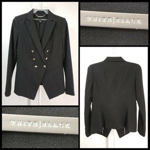 White House Black Market Woman Blazer Suit Size 10